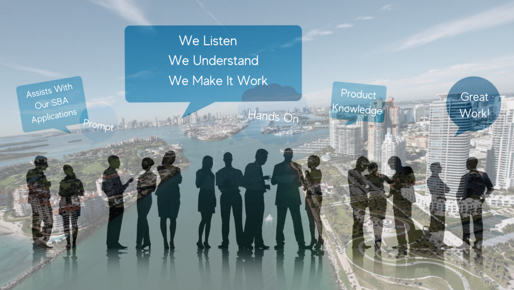 We Listen We Understand We Make It Work